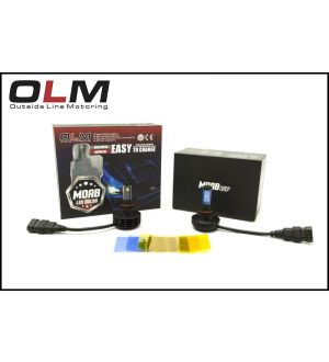 OLM MOAB Multicolor LED Low Beam Light Bulb - 2015+ WRX / 2014+ Forester / 2013+ Crosstrek