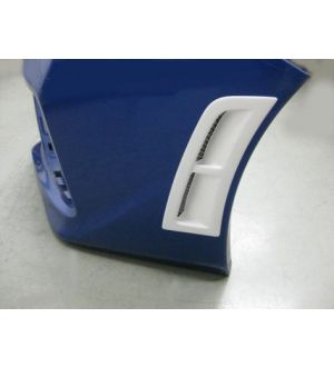 CYBER R S207 STYLE FRONT BUMPER DUCT