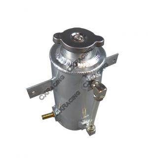 CX Racing Universal Alum Coolant Overflow Tank For Subaru Civic Corolla Scion
