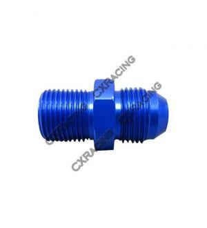 CX Racing Aluminum Coupler Connector Oil Fitting Connector AN8-M18 * 1.5 Thread 8AN AN 8