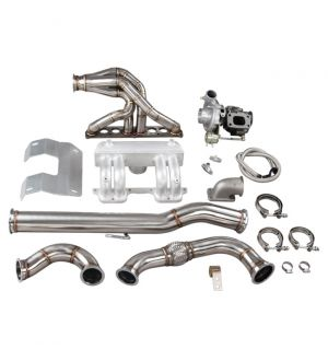 CX Racing Turbo Intake Manifold Downpipe Kit For Land Rover Defender 90 110 2.5L Diesel