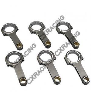 CX Racing H-Beam Connecting Rods For Porsche 911 2.4/2.7L 72-77 Air-Cooled Engine