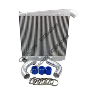 CX Racing For 2008-2010 Intercooler Kit  Ford Super Duty F250 F350 6.4 L Power Stroke Diesel V8