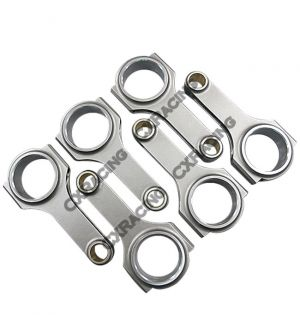 CX Racing H-Beam Connecting Rods For Porsche 911 3.2 3.3 84-89 Air-Cooled Engine