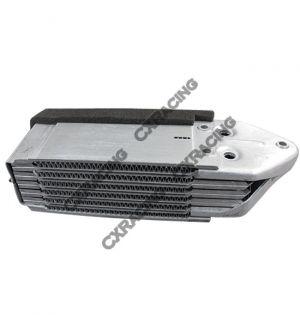 CX Racing Aluminum Oil Cooler 6 Rows For VW Volkswagen Bug Beetle Audi 5000 /Turbo Porsche