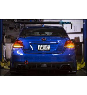 SubiSpeed USDM TR Style Sequential Tail Lights - 2015+ WRX / 2015+ STI