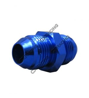 CX Racing Anodized Aluminum Flare Fitting AN8-AN8