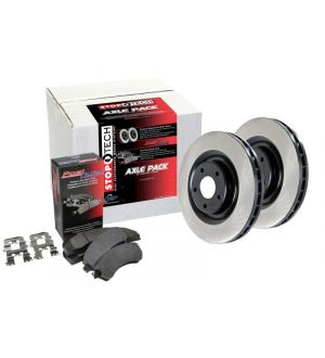 Stoptech Preferred Axle Pack Rear