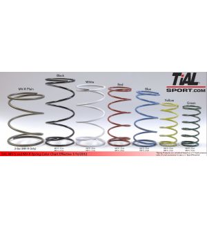 Tial Wastegate Spring Small Green