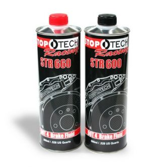 Stoptech STR600 Brake Fluid DOT 4 500ml