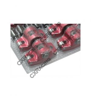 CX Racing 1.6 3/8 Aluminum Roller Rocker Rockers Arms For New SB Chevy SBC 350