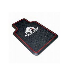 Bully Dog Floor Mats Set of 2 Front drivers side passengers side