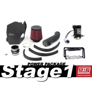 Grimmspeed Stage 1 Power Package Red