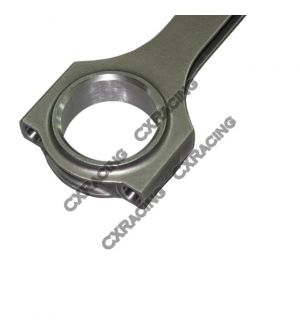CX Racing H-Beam Connecting Rods For Honda Civic D16 5.370