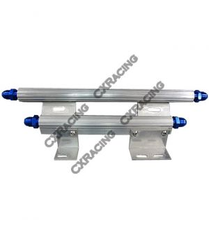 Cx Racing Billet Aluminum Fuel Rail Fuelrail For Mazda RX3 RX7 FC FD 20B Rotary 3 Rotor