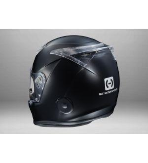 HJC Motorsports AR10 III Helmet Black