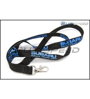 Subaru Rally Team USA Lanyard V2 - Universal