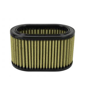 aFe ProHDuty Air Filters OER PG7 A/F HD PG7 SPECIAL OVAL OPEN: 6.75x4.10x4.00H