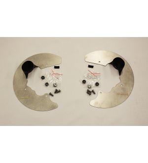 Verus Engineering Backing Plate and Duct Kit - WRX/STI (VA)