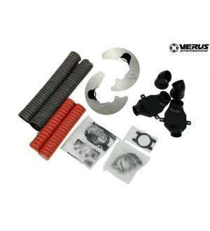 Verus Engineering Full Brake Cooling Kit - WRX/STI (VA)