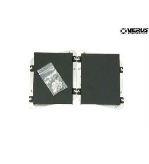 Verus Engineering Hood Louver Rain Guard Kit - WRX/STI (VA)