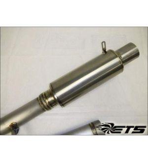 ETS 03-06 MITSUBISHI EVO 8/9 Titanium Catback Exhaust System - 3.5