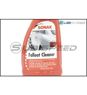 SONAX Fallout Cleaner