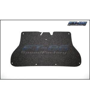 Subaru OEM Carpeted Trunk Liner - 2013+ BRZ