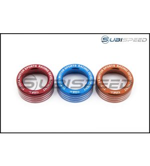 TRD Style Dual Climate Control Knobs - 2013+ BRZ /