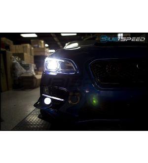 OLM LED Fog Light Bulbs Alpha HD (Philips Z ES) - 2015+ WRX / 2015+ STI / 2014+ Forester / 2016+ Crosstrek (SRF)
