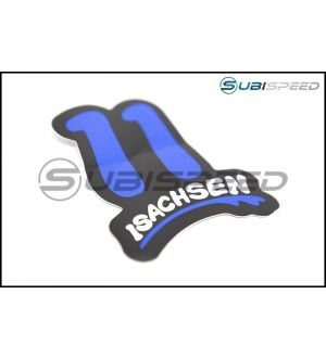 Subaru Rally Team Isachsen #11 Sticker - Universal