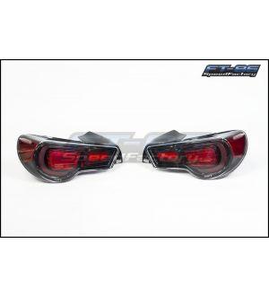 Tom's Clear JDM Tail Lights - 2013+ BRZ