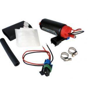 Aeromotive 340lph Fuel Pump E85 Offset Inlet Universal