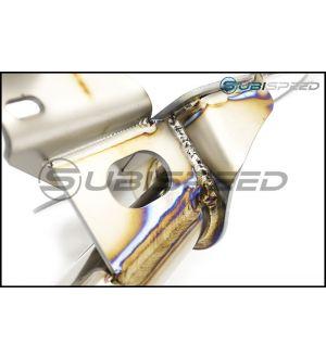 Carbing Ti Front Strut Bar W/ BMC Stop - 2013+ BRZ