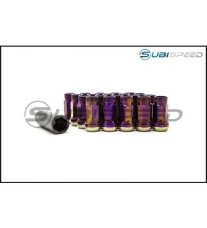 Muteki SR45R Open Ended Lugs (Various Colors) - 2015+ WRX / 2015+ STI / 2013+ BRZ / 2014+ Forester