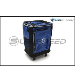 Subaru Coleman 42 Can Cooler with Wheels - Universal
