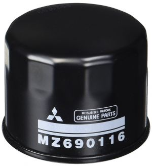 Mitsubishi Oil Filter with Drain Plug Gasket