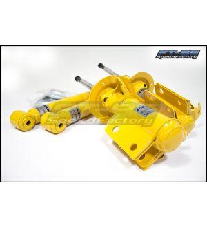 Koni Yellow Adjustable (Complete Kit) - 2013+ BRZ