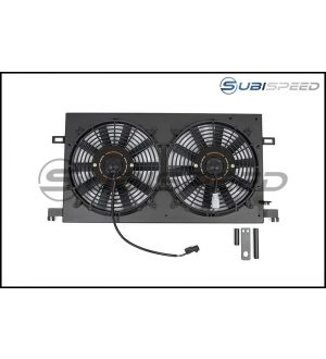 Mishimoto Plug-N-Play Aluminum Fan Shroud Kit - 2013+ BRZ