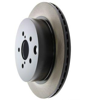 Centric Premium Rear Brake Rotor