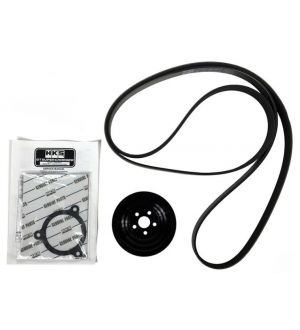 HKS SUPERCHARGER PULLEY UPGRADE KIT - 2013+ BRZ
