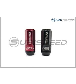 Project Kics Leggdura Racing Shell Type Lug Nut 53mm (Closed-End) - 2015+ WRX / 2015+ STI / 2013+ BRZ