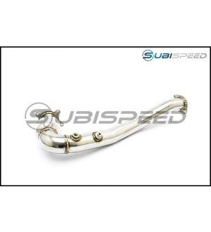 Invidia Catted Downpipe w/ 2 Bungs