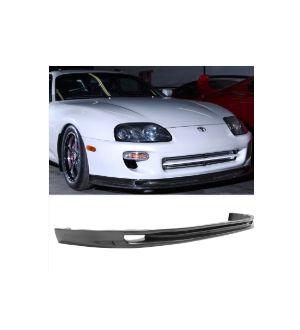 Ikon Motorsports 1993-1998 Toyota Supra Carbon Fiber Front Bumper Lip