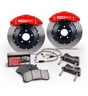 Stoptech 345x28 Big Brake Kit (Rear) - 2013+ BRZ