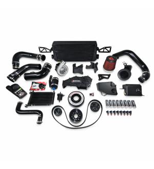 Kraftwerks 10-'15 Camaro SS Supercharger System - Black Edition w/o Tuning Solution