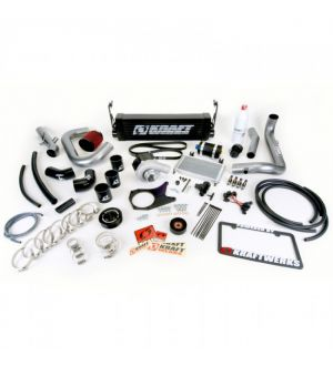 Kraftwerks 06-'11 Civic R18 Supercharger System - Black Edition w/o Tuning Solution