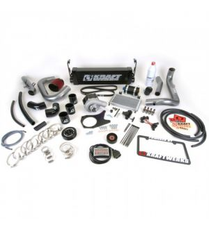 Kraftwerks 06-'11 Civic R18 Supercharger System - Black Edition w/ FlashPro