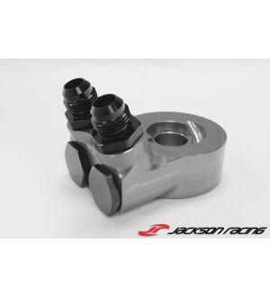 Jackson Racing FR-S/86/BRZ Track Engine Oil Cooler Kit