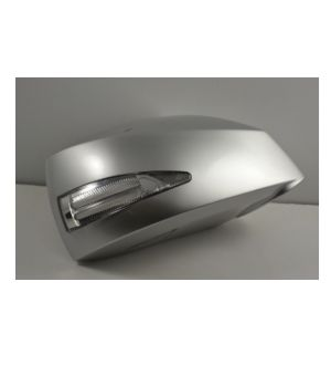 Ikon Motorsports 2005-2008 Hyundai Tiburon Side Mirror Outer Shell ReplaceMent & CCFL Turn Signal